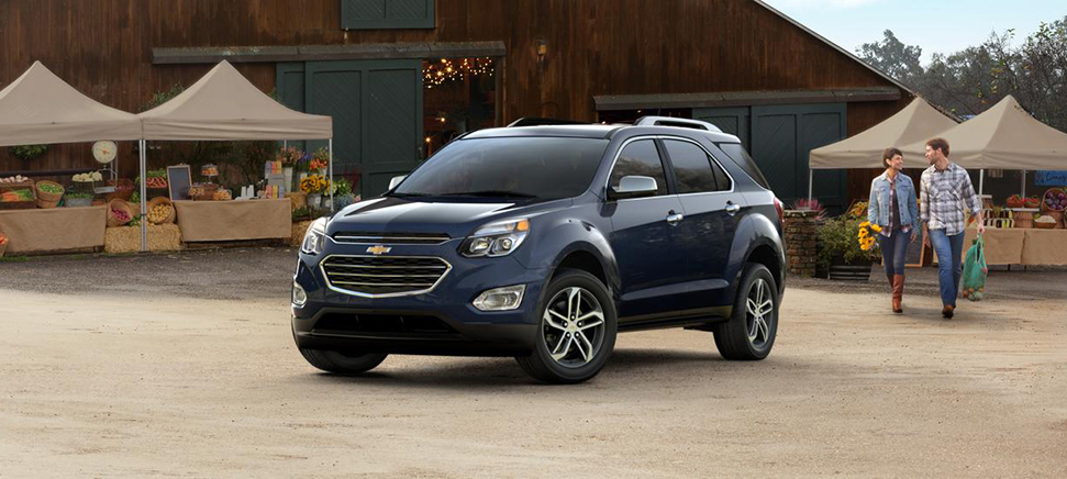 Farmstand: Chevy Equinox